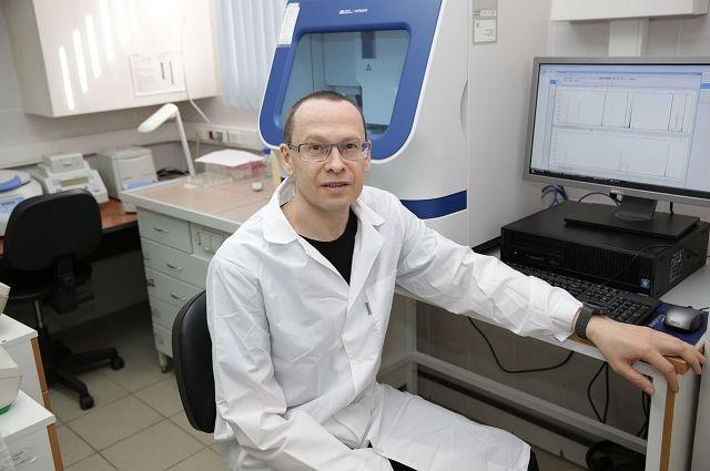 Игорь Корниенко: человек состоит из десятков триллионов клеток, каждая – самостоятельный биохимический котёл, в котором протекают разные сложные процессы.