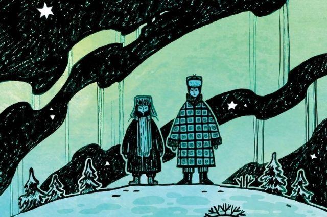 Комикс художницы из Салехарда получил профессиональную премию им. Казимира