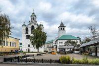 Ярославский Спасо-Преображенский монастырь