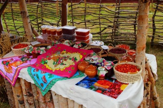Ямальцы выберут ассортимент товаров «Осенних ярмарок»
