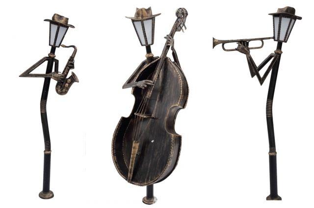 В честь юбилея в Оренбурге появятся оркестр фонарей и «Дама с зонтом».