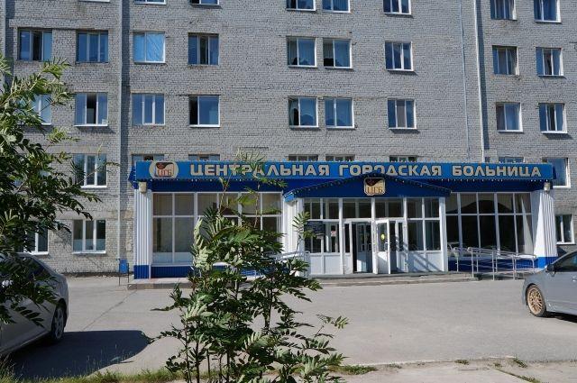 В Ноябрьске закроют парковку у городской больницы и перенесут остановку