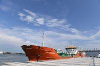 Танкеры ледового класса РН «Сахалин» и РН «Приморье» на дальневосточном судостроительном комплексе «Звезда».