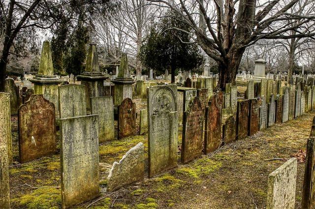Шутки ради: ВБашкирии подростки устроили разгром направославном кладбище