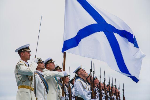 В День ВМФ России свой профессиональный праздник отмечают те, кто стоит на страже морских рубежей нашей страны.