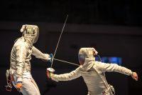 Омская фехтовальщица стала мастером спорта международного класса.