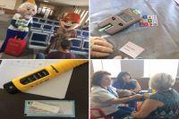 Здоровье отпускников Ноябрьска проверили в аэропорту