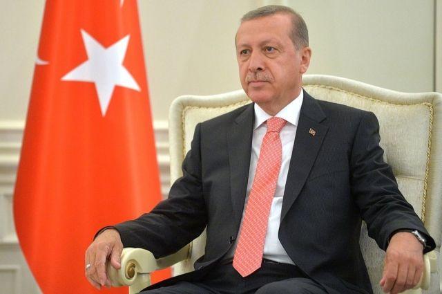 Эрдоган впервый раз за 4 года посетит Германию