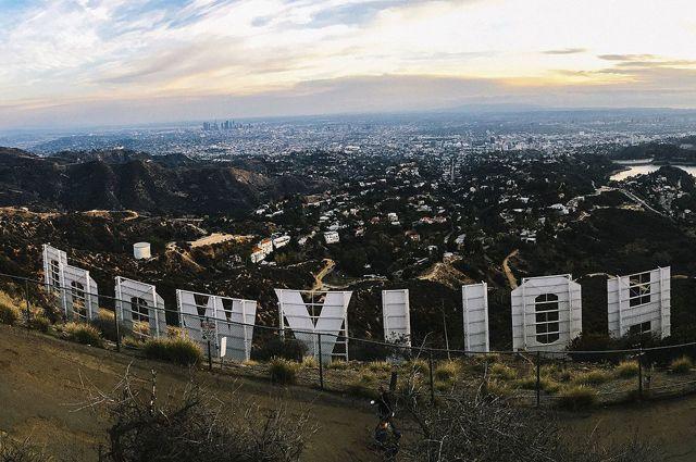 Голливуд самый большой член