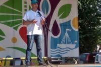 Руслан Кухарук оценил по достоинству площадку «Тюмень мастеровая»