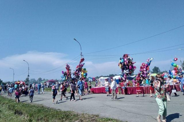 Тюменцы вспомнили добрые традиции Сабантуя
