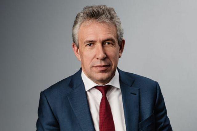 Сергей горьков будет отвечать за внешнюю экономику и инновации.