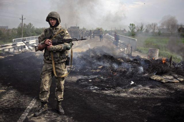 На Востоке Украины ожидается масштабная провокация к памятной дате 24 августа