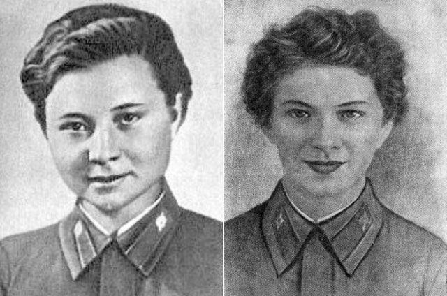 Мария Поливанова и Наталья Ковшова.