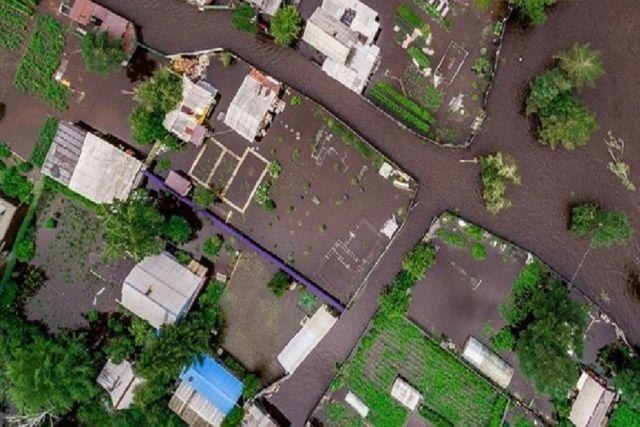 На Забайкальский край и на город Читу обрушилось сильнейшее наводнение.