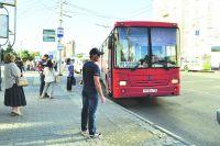 Автобусы в День города будут ходить до полуночи.