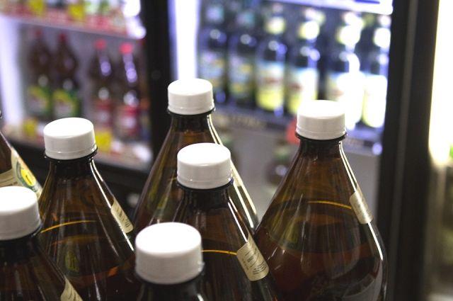В Тюмени в День города полиция выявила десять продавцов алкоголя