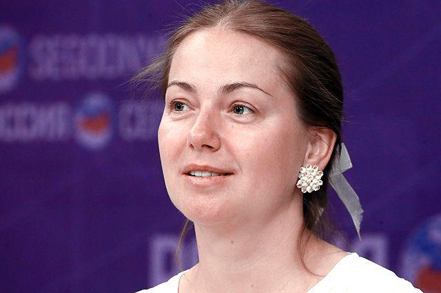 Ольга Будина.