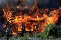 В огне погиб четырёхлетний ребёнок.