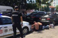 В Одессе посреди улицы произошла стрельба, есть пострадавшие