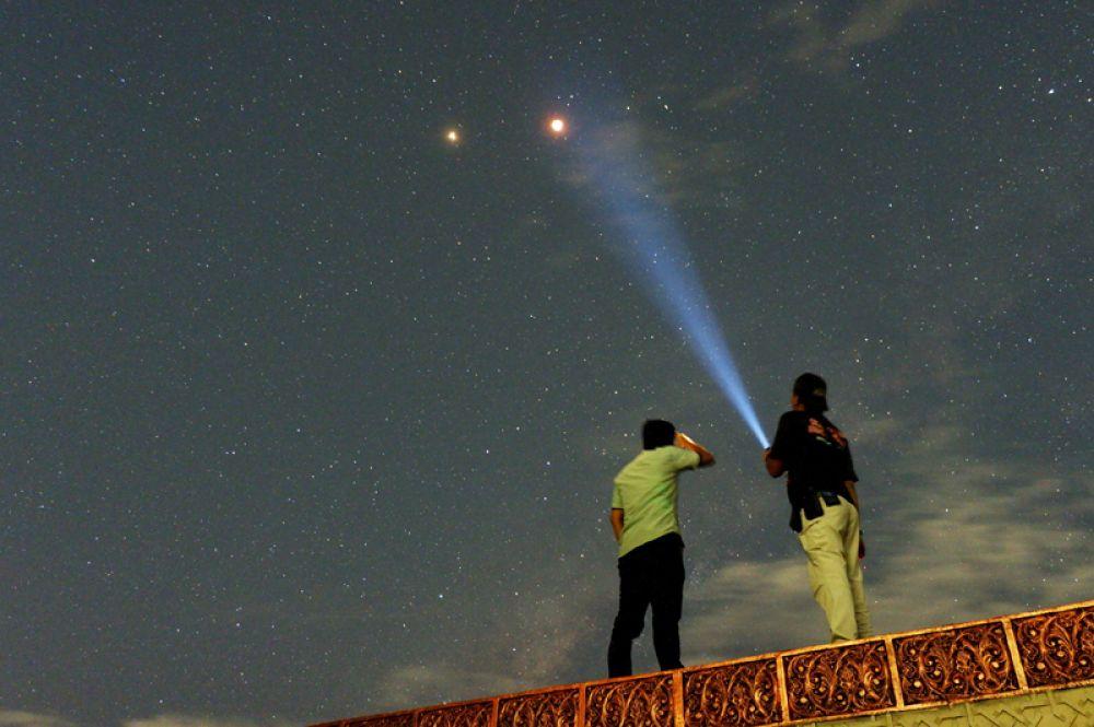 Суматра, Индонезия.