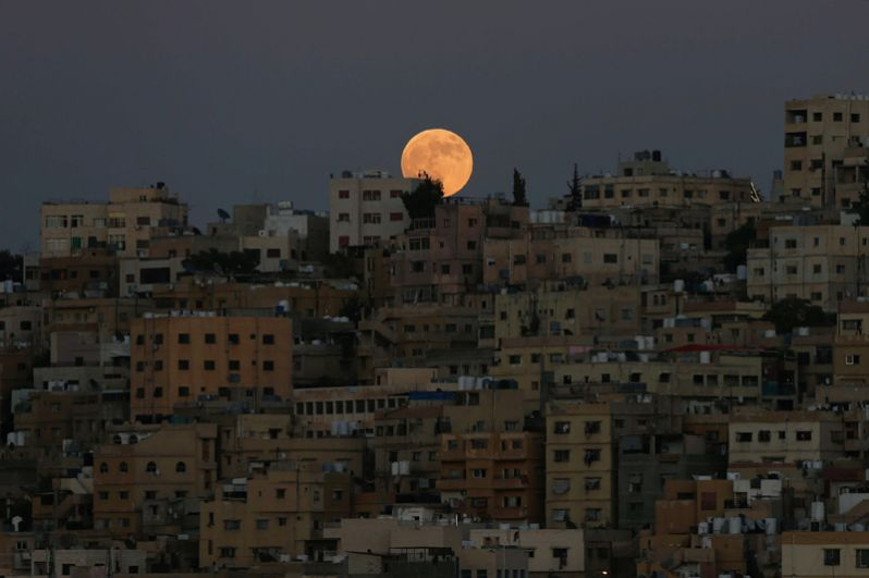 Амман, Иордания.