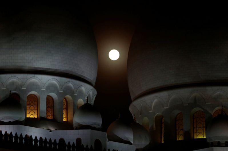 Абу-Даби, Объединенные Арабские Эмираты.