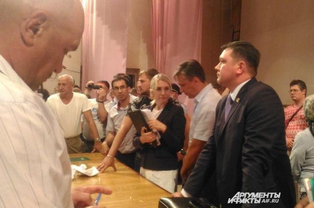 28 июня прошли публичные слушания по ОВОС