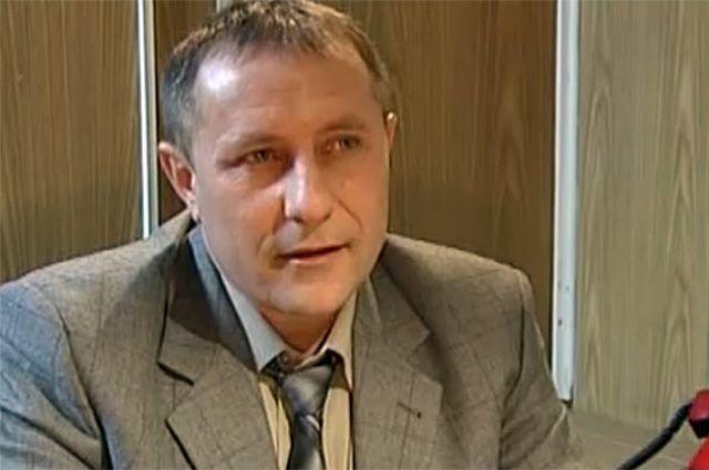 Сергей Шеховцов в фильме «Адвокат-1».