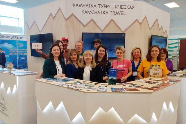 Услуги туристических фирм Камчатки пользуются спросом среди иностранцев.
