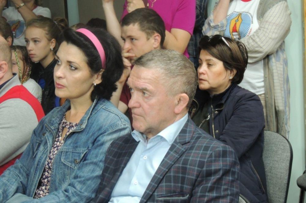 Олимпийский чемпион, друг Ярыгина - Алексей Шумаков - в Сизой.
