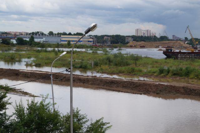 3-4 августа гребень паводка будет у Хабаровска.