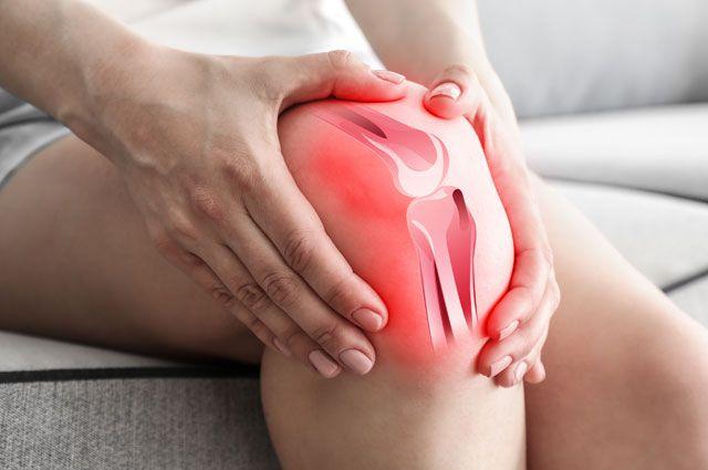 лечение воспаления колена