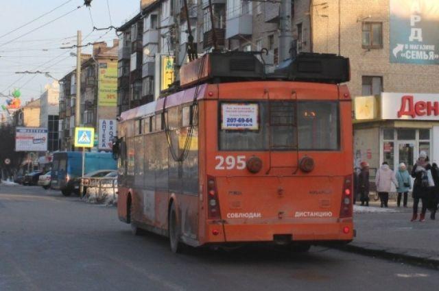 По просьбам жителей изменится расписание транспорта.