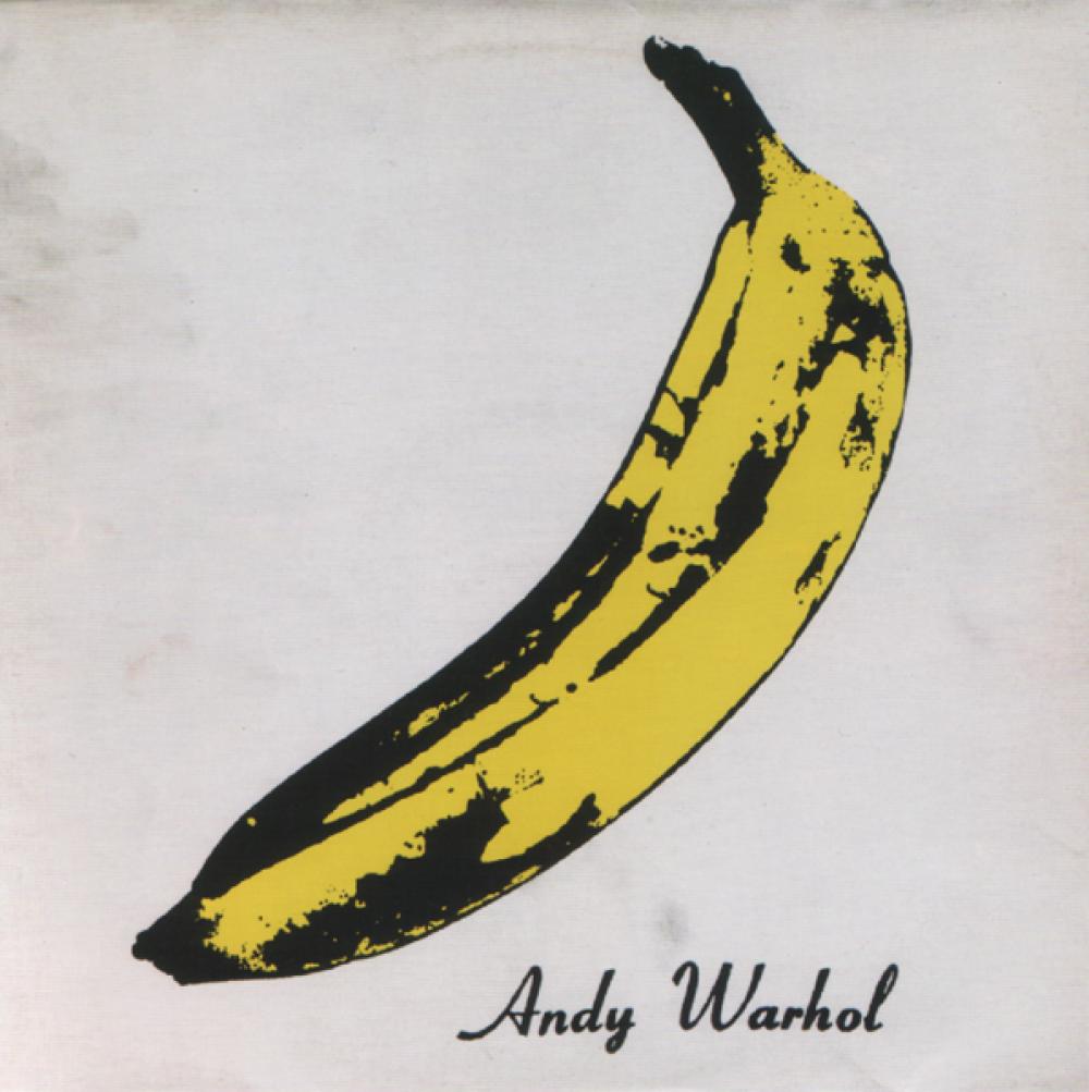 В середине 60-х годов Уорхол стал продюсером группы The Velvet Underground. Обложка первого альбома The Velvet Underground & Nico 1967 года авторства Уорхола до сих пор является одной из самых узнаваемых.