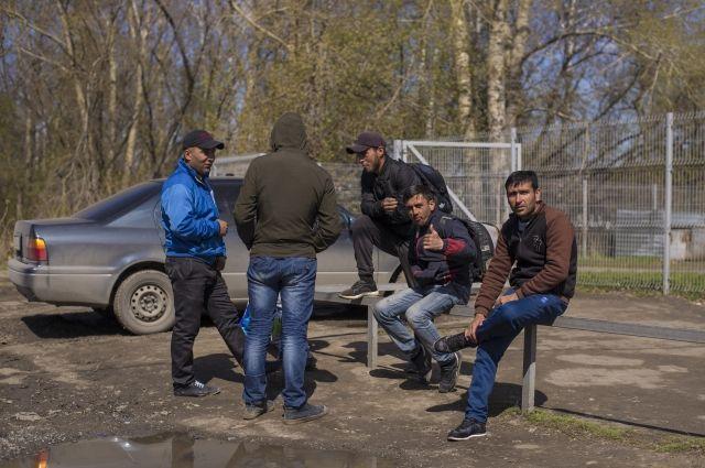 230 тыс. мигрантов поставили на учет в Югре в 2017 году