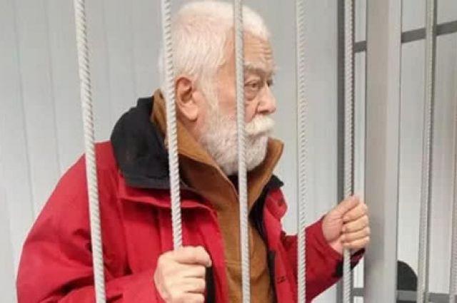 Суд приговорил 84-летнего мужчину к 12 годам тюрьмы за госизмену