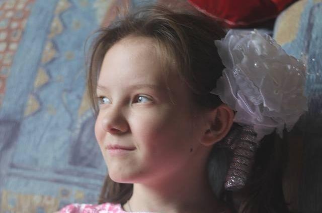 Фонд «Дедморозим» призывает неравнодушных жителей Пермского края помочь 14-летней Оле.