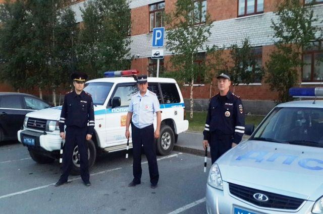 Пуровские полицейские поймали троих нетрезвых водителей