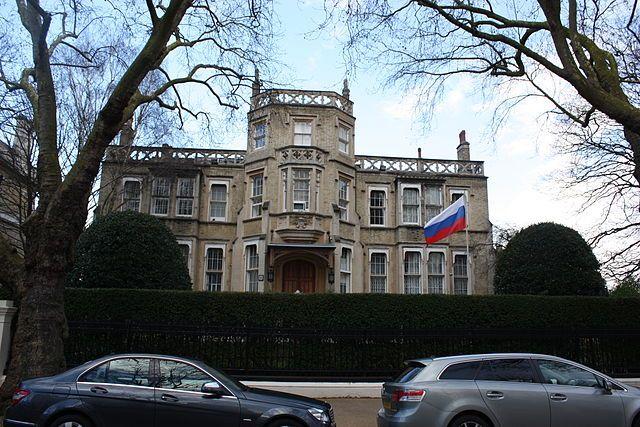 ПосольствоРФ обеспокоено поспешной кремацией жертвы инцидента вЭймсбери