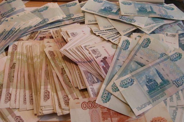 В Тюмени фирма задолжала работникам более 3,7 млн рублей