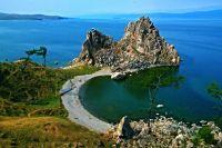Байкал по числу российских туристов обгоняют Алтай и Камчатка.