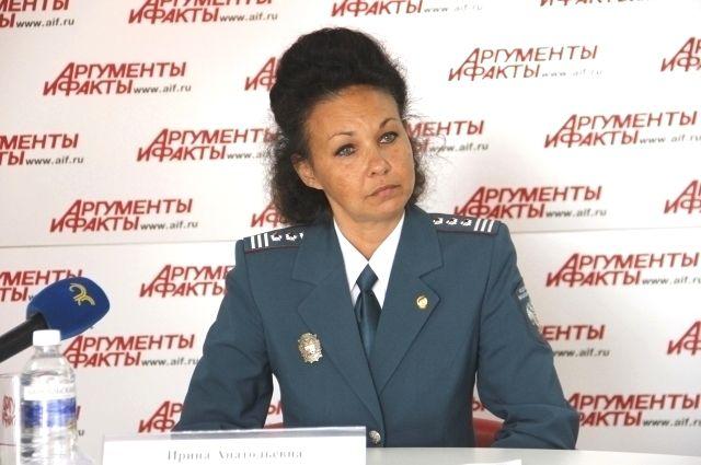 Ирина Лизанец.