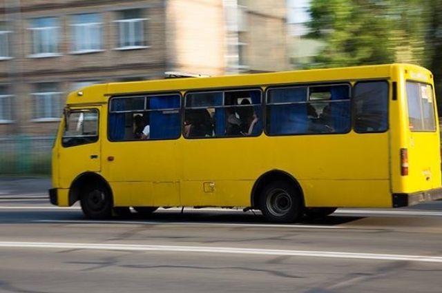 Водитель маршрутного такси смотрел порнофильм за рулем