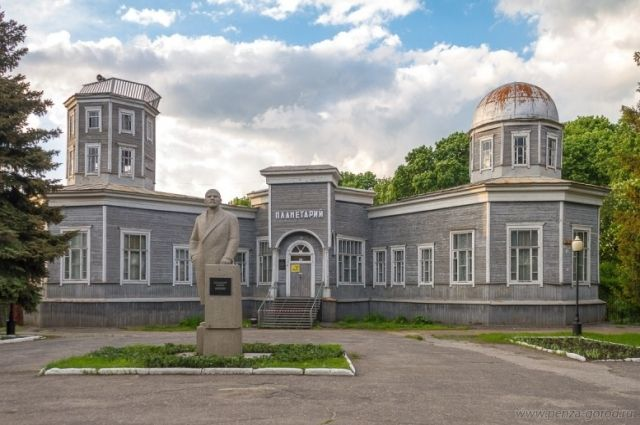 Планетарий в целях безопасности посетителей был закрыт в 2010 году.