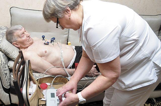 Ветераны компании из Березников и Соликамска смогут пройти углублённый медицинский осмотр, включая ультразвуковые исследования, регистрацию электрокардиограммы.