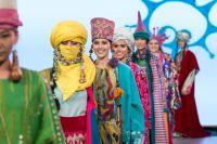 Фестиваль наглядно продемонстрировал, как традиционная культура питает современную моду.