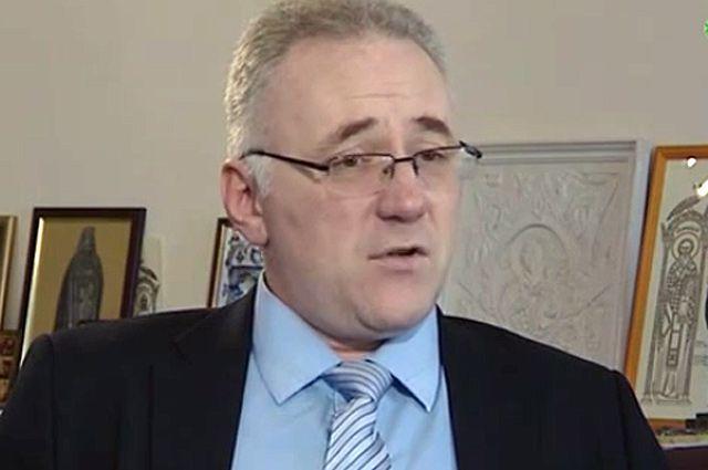 Михаил Хасьминский.