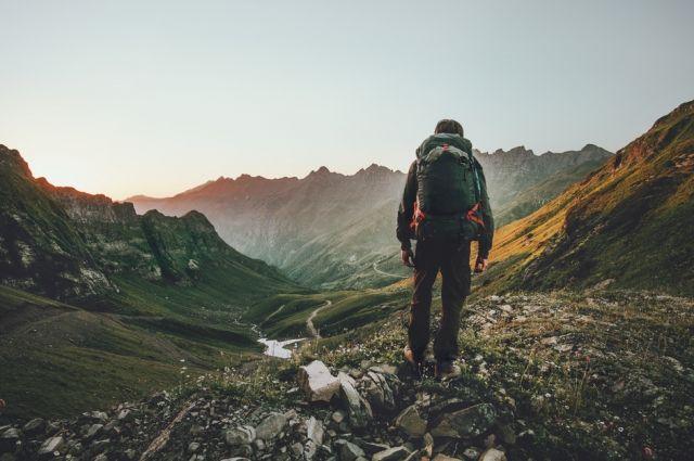 Спасенный альпинист сказал, как прожил неделю наледяной горе