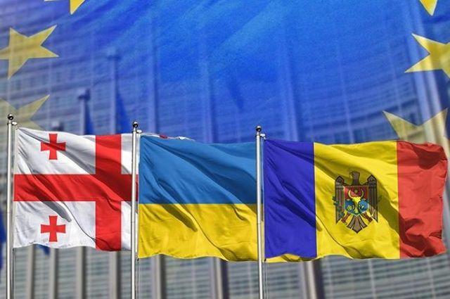 Украина, Молдова и Грузия соберутся на встречу относительно интеграции в Евросоюз